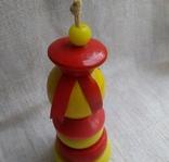 Советская деревянная игрушка Морячок, фото №5