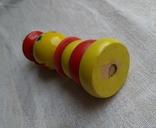 Советская деревянная игрушка Морячок, фото №6