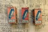 Радиолампы 6Н15П - 3 штуки, фото №3