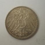 Германия 1 марка 1914 года.А, фото №3