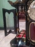 Часы музыкальная шкатулка для украшений интерьерные, фото №6