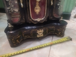 Часы музыкальная шкатулка для украшений интерьерные, фото №13