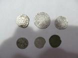 Півгріш Казимира, грош Сігізмунда-1, та бонус, фото №2