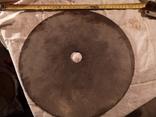 Диск отрезной СССР большой по металу для болгарки, фото №7