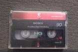 Видеокассета для камеры, фото №2