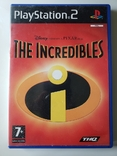 Disney's Pixar - The Incredibles (PAL, PS2), фото №2