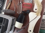 Кухонные утварь термос открывачка точилка крышка млин для перца  штопор уборка кухни, фото №2