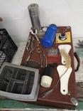 Кухонные утварь термос открывачка точилка крышка млин для перца  штопор уборка кухни, фото №5