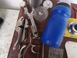 Кухонные утварь термос открывачка точилка крышка млин для перца  штопор уборка кухни, фото №7