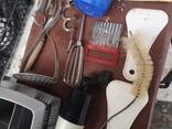 Кухонные утварь термос открывачка точилка крышка млин для перца  штопор уборка кухни, фото №9