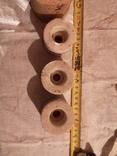 Круг шлифовальная чашка цилиндрической формы 4 штуки, фото №8