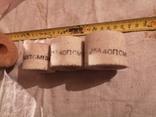 Круг шлифовальная чашка цилиндрической формы 4 штуки, фото №12