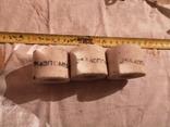 Круг шлифовальная чашка цилиндрической формы 4 штуки, фото №13