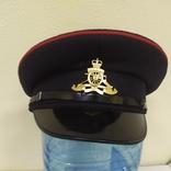 Головной убор Королевский полк артиллерии. Ubique Quo Fas Et Gloria Ducunt. Англия. 56рр, фото №3