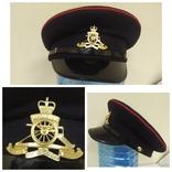 Головной убор Королевский полк артиллерии. Ubique Quo Fas Et Gloria Ducunt. Англия. 56рр, фото №2