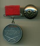 За боевые заслуги штихельная в родном сборе, фото №2