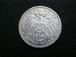 2 марки 1906 D. Бавария. Отто., фото №5