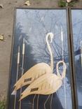 Картины из соломы. 2 шуки. Птицы. Кукушка., фото №5