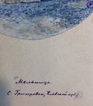 1900-е  Мельница. С. Григоровка, Киевской губернии. Корицкий А.Д., фото №9