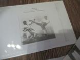 Фоторепродукция Брюс Ли +часть книга по карате, фото №8