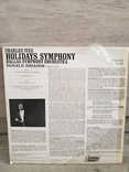 "Vinyl. Classical. ""Charles Ives -Holidays Symphony"", фото №3"