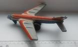 Самолет игрушка времен ссср, фото №2