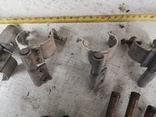 Петли завесы дверные гаражные части уборка гаража, фото №4
