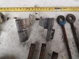 Петли завесы дверные гаражные части уборка гаража, фото №9