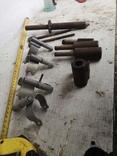 Петли завесы дверные гаражные части уборка гаража, фото №3