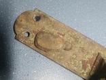 Две старинные дверные ручки, Каменев в Туле, фото №6