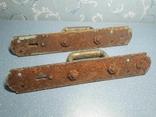 Две старинные дверные ручки, Каменев в Туле, фото №8
