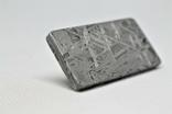 """Кулон """"Зодіак Кінь"""" з  метеорита Aletai, 40,9 грам, із сертифікатом автентичності, фото №8"""