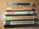 Дот советских ручек и коробок, фото №2