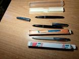Дот советских ручек и коробок, фото №3
