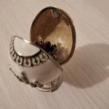 Яйцо-сувенир в стиле Фаберже, фото №4