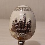 Яйцо-сувенир в стиле Фаберже, фото №8