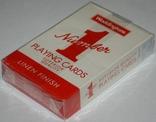 """Игральные карты """"Waddingtons №1"""" (полная колода,54 листа) Англия фото 2"""