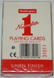 """Игральные карты """"Waddingtons №1"""" (полная колода,54 листа) Англия фото 3"""