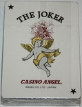 Игральные карты 2000-х (полная колода,54 листа) Angel.,Япония фото 3