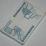 """Игральные карты """"Saarberg"""" (сокращ.колода,32 листа) Германия фото 2"""