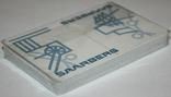 """Игральные карты """"Saarberg"""" (сокращ.колода,32 листа) Германия фото 3"""