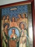 Икона собор святого архистратига Михаила, фото №3