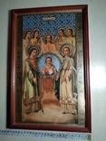 Икона собор святого архистратига Михаила, фото №2