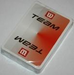 """Игральные карты """"Team"""" 2000-х (полная колода.,54 листа) Англия фото 3"""