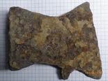 Старинный копанный топор, фото №3