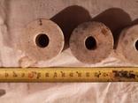 Точильные шлифовальные цилиндрические круги камень абразив, фото №7