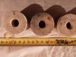 Точильные шлифовальные цилиндрические круги камень абразив, фото №8