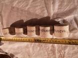 Точильные шлифовальные цилиндрические круги камень абразив, фото №12