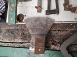 Уборка гаража инструменты СССР топор ножовка ножницы  кипятильник кельма, фото №7