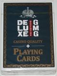 """Игральные карты """"DeLuxe.,покер"""" (полная колода.,54 листа.,1 тип) Одесса.,Украина фото 2"""